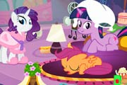 game My Little Pony Movie Night