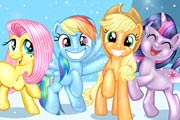 My Little Pony New Year Party Game