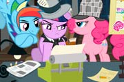 My Little Pony Newsroom Game