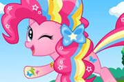 My Little Pony Pinkie Pie Rainbow Power Style