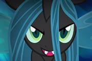 My Little Pony Queen Chrysalis Game