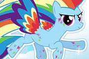 My Little Pony Rainbow Power Rainbow Power Dash