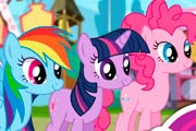 game My Little Pony Shopping Spree
