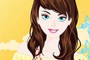 Nataline Dress Up Game