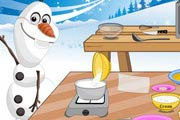 game Olaf Coconut Cream Pie