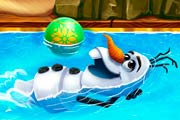 game Olaf Swimming Pool