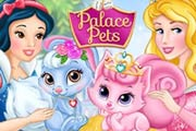 Palace Pets Playdate Game