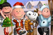 game Peanuts Team Christmas