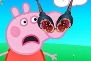 game Peppa Pig Nose Doctor