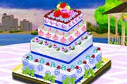 game Perfect Wedding Cake