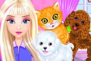 game Pet Salon Care