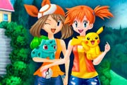 game Pokemon Girls Dress Up