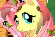 Pony Makeover Hair Salon 2 Game