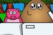 game Pou First Outing