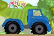 game Pou Truck Delivery