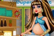 game Pregnant Cleo De Nile Baby Shopping