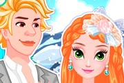 game Princess Anna Winter Bride