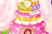 game Princess Cake Cooking