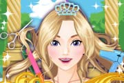 game Princess Hair Salon