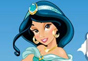 game Princess Jasmine And Magic Carpet