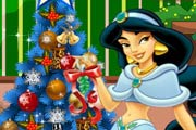 game Princess Jasmine Christmas Tree Decoration