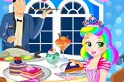 game Princess Juliet Restaurant Escape