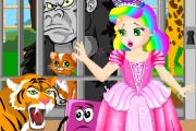 game Princess Juliet Zoo Escape