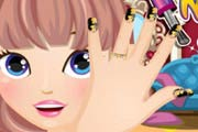 game Princess Nail Salon