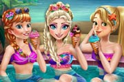 Princess Pool Party 2