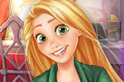 Princess Rapunzel Shopping Online Game