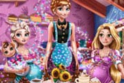 game Princess Sweets Shop