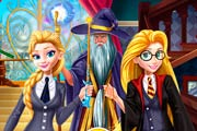 game Princesses at School of Magic