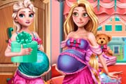 Princesses Birth Preparations