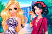 game Princesses Fashion Hunters