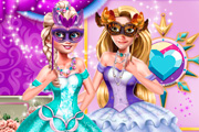 game Princesses Masquerade Ball