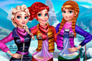 game Princesses Visit Arendelle