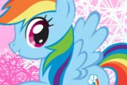 Rainbow Dash Mix