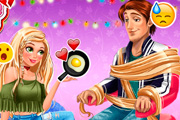 game Rapunzel Boyfriend Tag