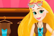 game Rapunzel Facebook Profile Picture