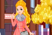 game Rapunzel Fall Fashion