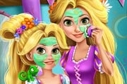 game Rapunzel Mommy Real Makeover