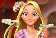 game Rapunzel Princess Fantasy Hairstyle