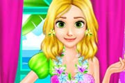 game Rapunzel Summer Break
