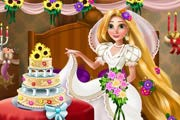 game Rapunzel Wedding Deco