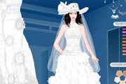 game Romantic White Wedding