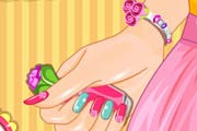 game Secret Garden Manicure