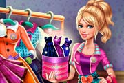 Sery College Dolly Dress Up Game