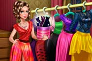 game Sery Date Night Dolly Dress Up