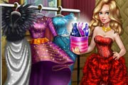 game Sery Haute Couture Dolly Dress Up