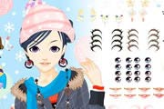 game Snow Make Up
